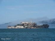 San Francisco - la prison d'Alcatraz
