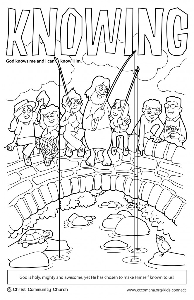 Greg Nunamaker » Kids Coloring Pages