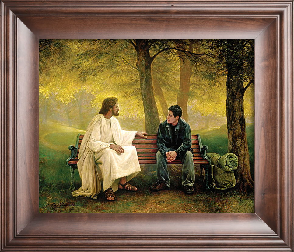 Lost and Found  Greg Olsen