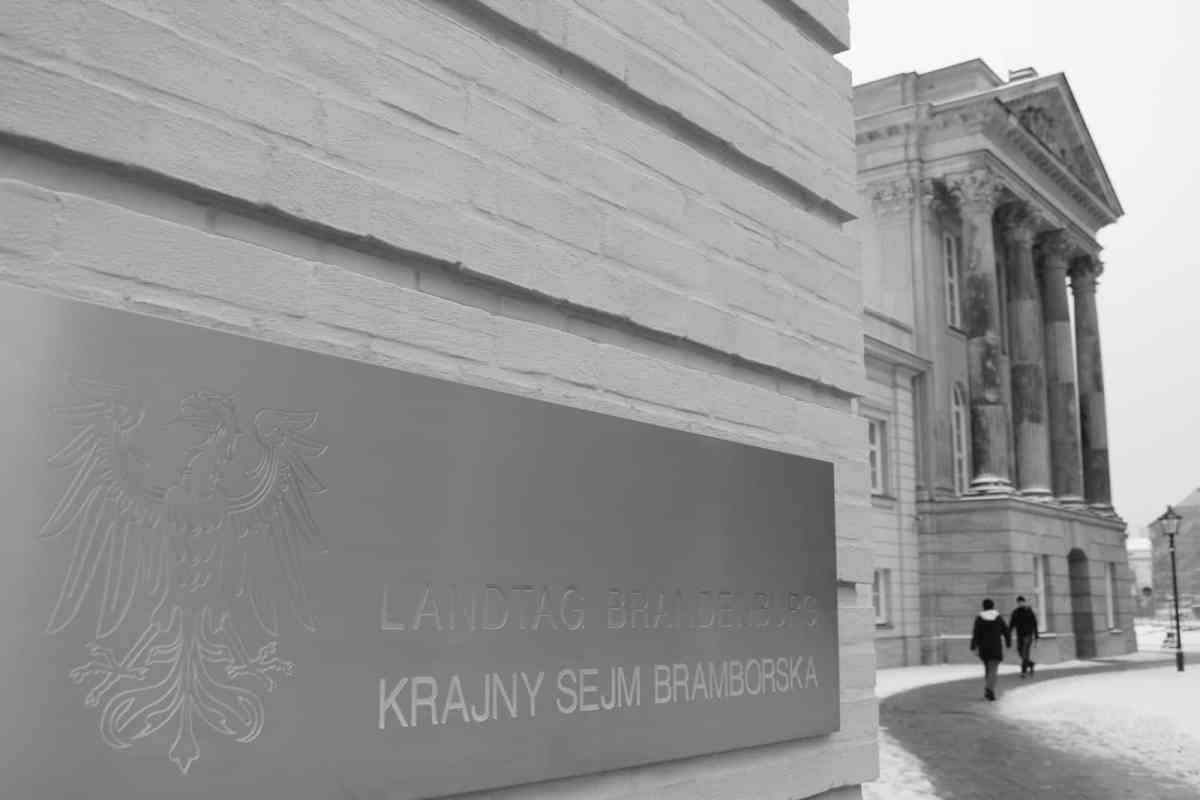 Landtag Brandenburg by Julian Nitzsche / pixelio.de