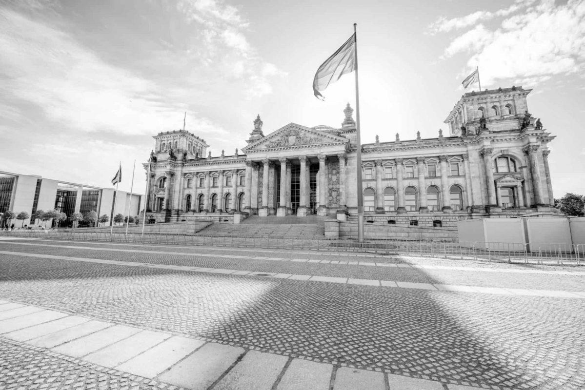Bundestag AdobeStock #164494154