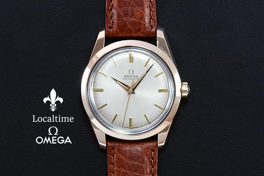 1958 Omega (Swiss) Seamaster Ref. 2975-1SC Dress Watch – Cal. 501 SN# 16333814