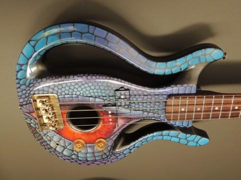 '83 Lotus Bass Transformation