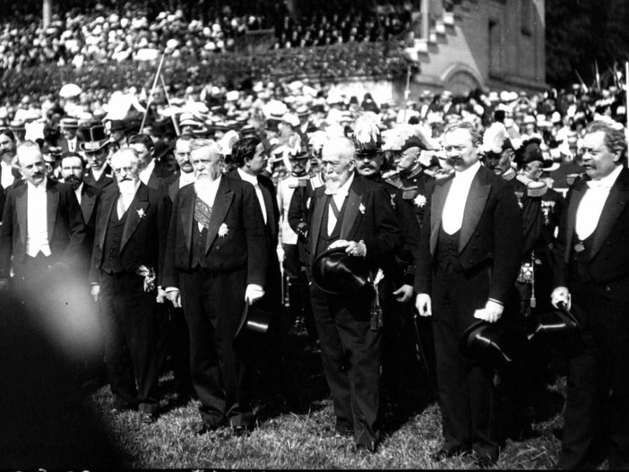 📸Photo 4/10: Fête nationale, 14 juillet 1911.