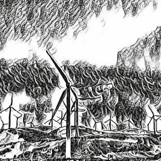 Les paysages de France bientôt pollués par 12.000 nouvelles éoliennes
