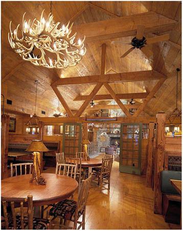 Adirondack Grill