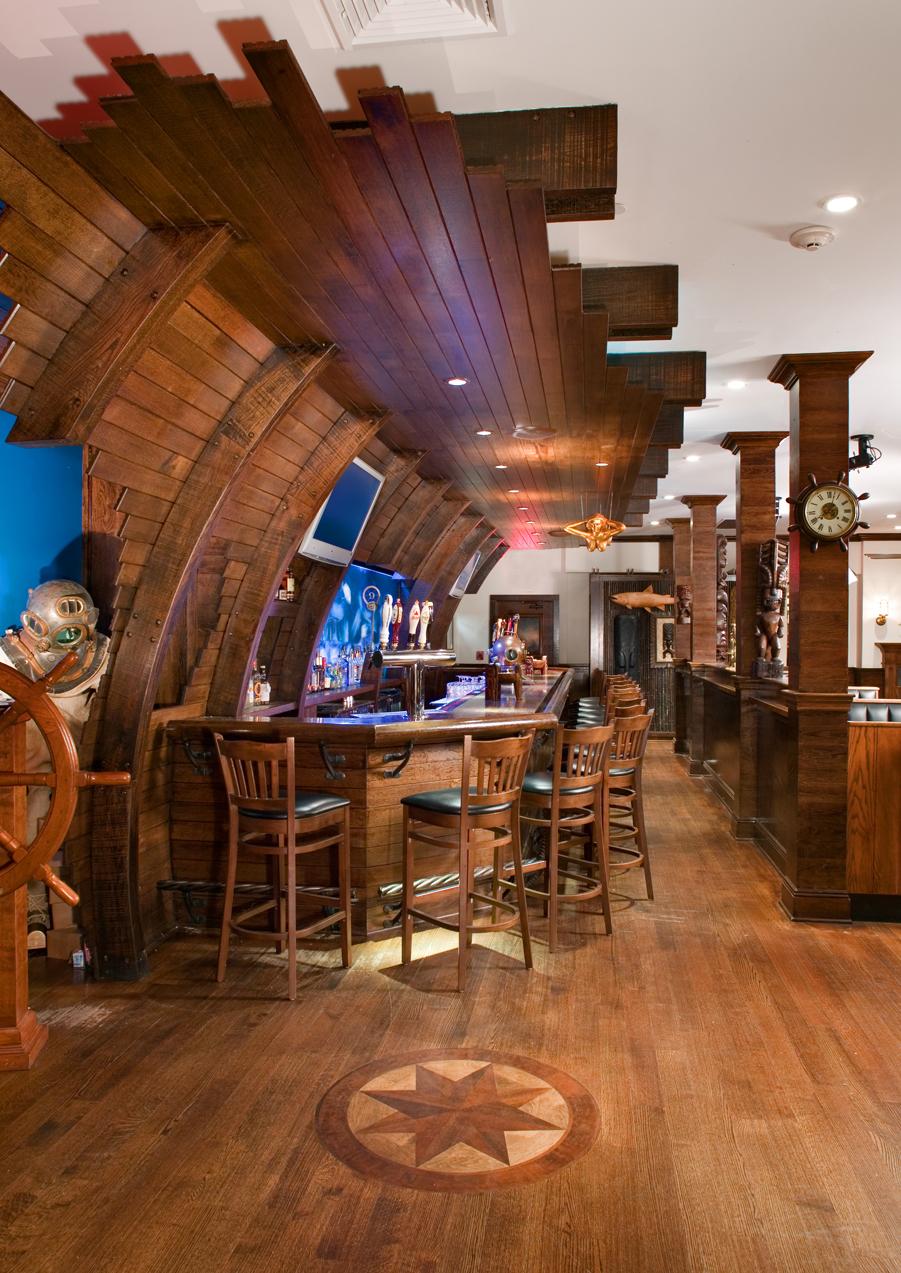 Shipwreck Tavern Interiors