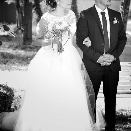 mariage en foret