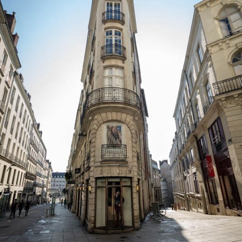 Architecture à Nantes France