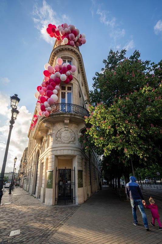 Bordeaux fête le vin France
