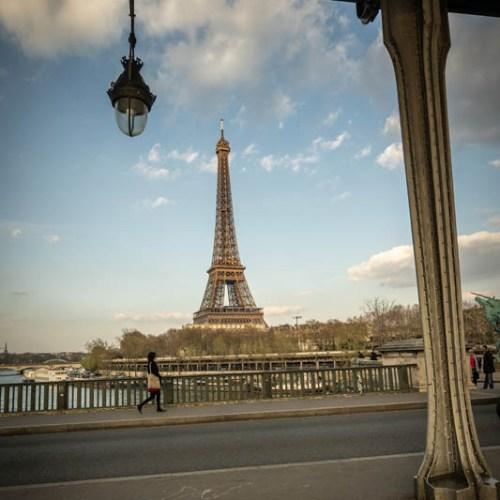 Paris et son monument France