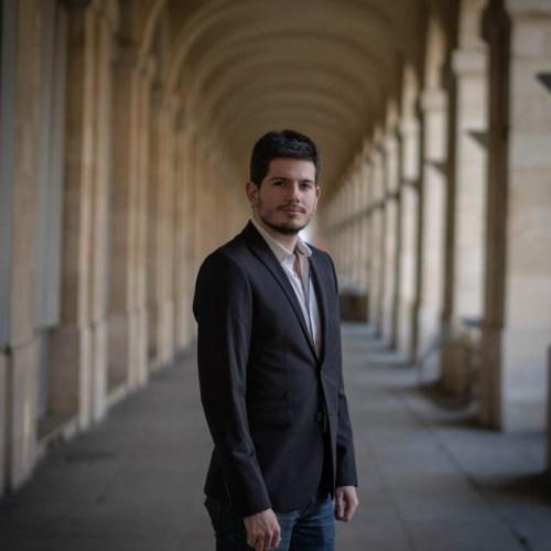Portrait Adrien Grand Théatre Bordeaux