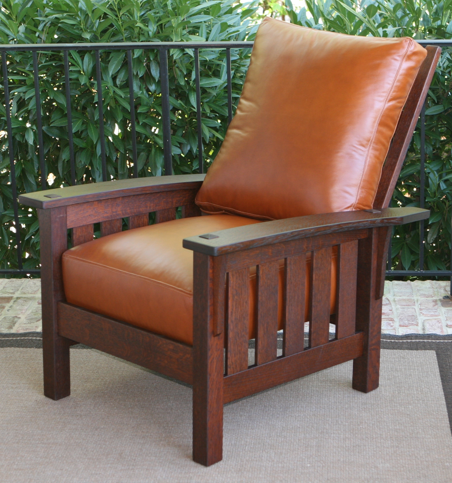 Morris Chairs Bow Arm Morris Chair Class Gregory Paolini Design Llc