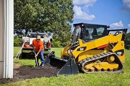 landscaping industry - used