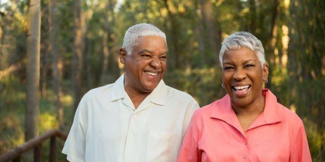 senior couple spousal benefits