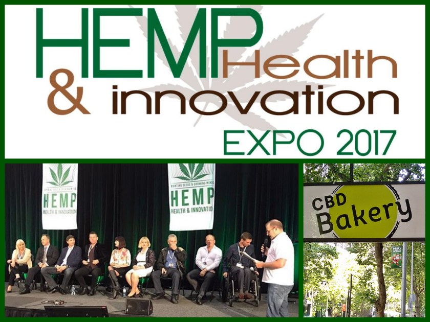 Health Hemp Expo and Sympsium Melbourne 2017