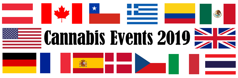 Cannabis Events 2019