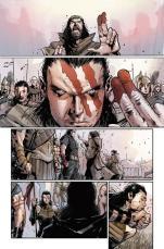 Eternal Warrior #1, page 1