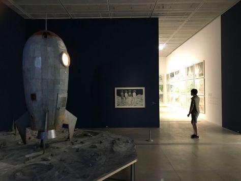 Jae Ho Jung rocket art