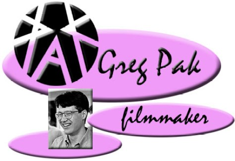 Greg Pak 1999 website image