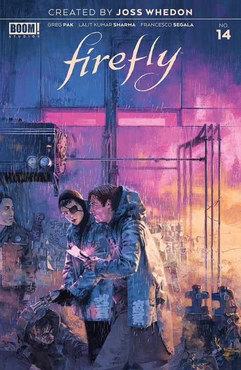 Firefly 14 cover
