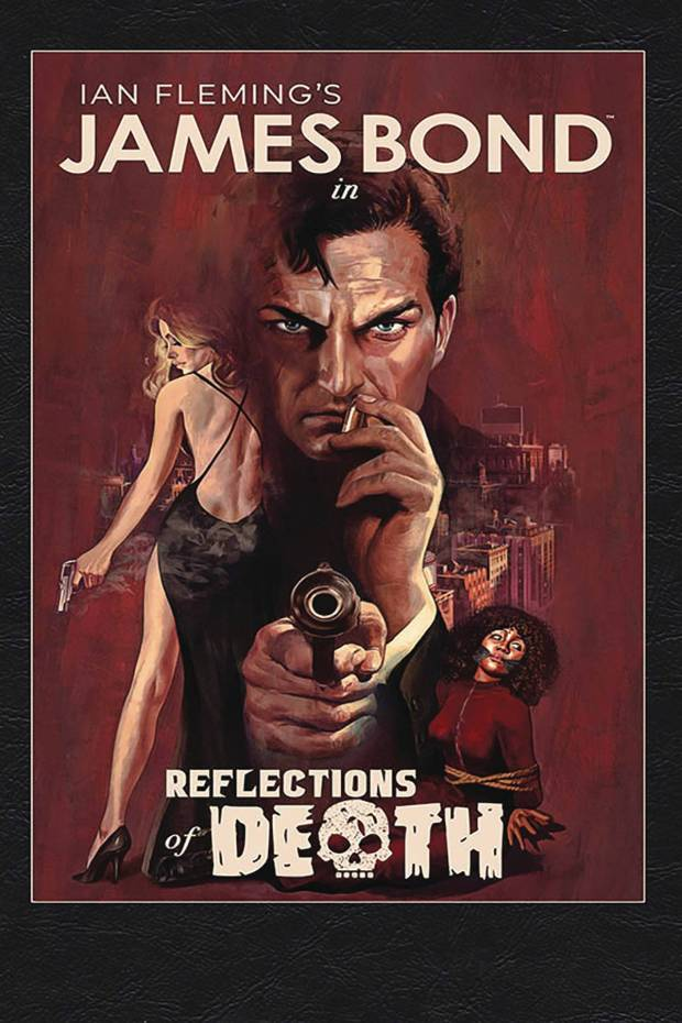 James Bond: Reflections of Death cover