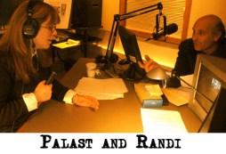 Palast and Randi Rhodes