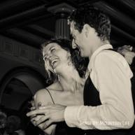 Dancing to 1920s jazz by Greg Poppleton and the Bakelite Broadcasters