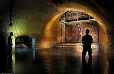 Lost Rivers of London