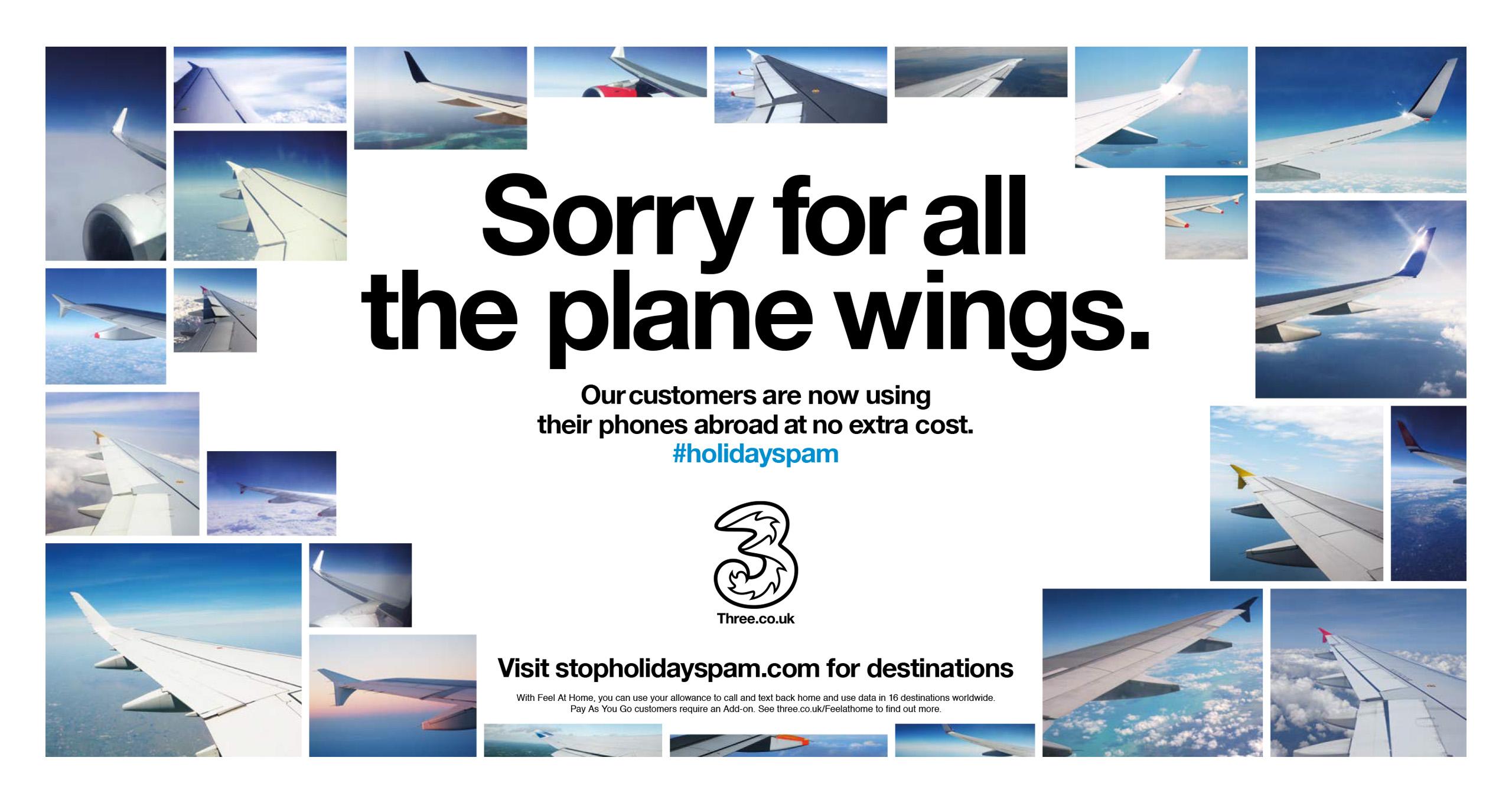 three-planewings