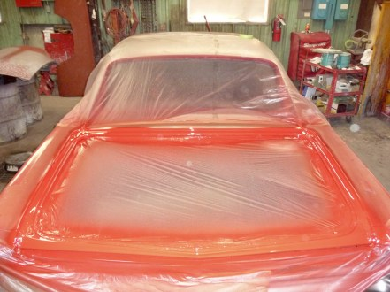 Greg Sauto Restoration