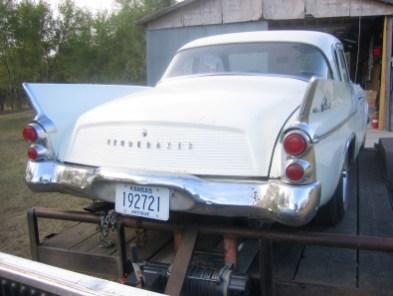 A Good looking car, mostly original
