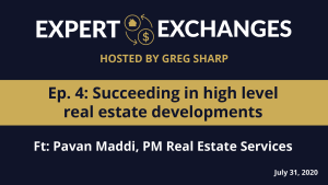 Succeeding In High Level Real Estate Developments (VIDEO)