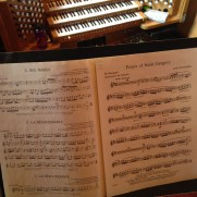 In 2015, Greg joined organist Holly Foster at Saint Joseph Roman Catholic Church to perform in a service honoring the legacy of retiring Monsignor Paul Cook.