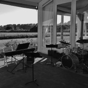 Greg performed at the Historic Kent Manor Inn on trumpet and piano for a wedding ceremony and reception in 2015 along with Todd Butler (trumpet), Adrian Cox (bass), and Jim Hannah (drums).