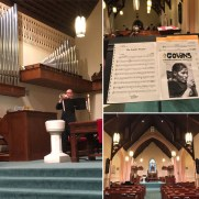 In the fall of 2018, Greg performed at Govans Presbyterian Church for the first time along with organist Deborah Woods.