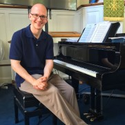 Greg served as the Interim Pianist at Babcock Presbyterian Church in the summer of 2019, accompanying choir and congregation in services featuring both contemporary and traditional worship music.