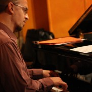 Joining Jazz One, Greg performed along with Tim Powell (sax), Phil Ravita (bass), and Nucleo Vega (drums) on a concert of music by contemporary composers at Germano's Trattoria in the fall of 2012.