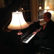 In 2014, Greg performed for a Christmas party at a private residence in Clarksville.