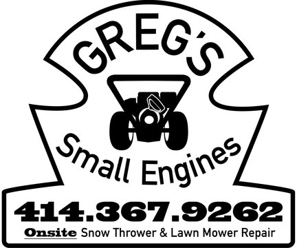 Greg's Small Engines. Onsite Lawnmower and Snowblower