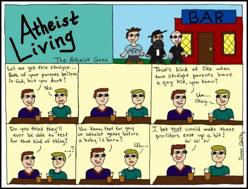 Atheist Gene