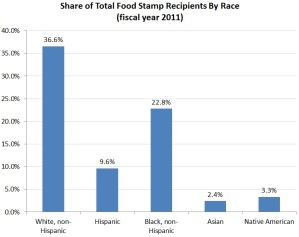 Food Stamps and Race: version 1
