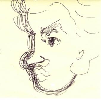 Carmen Thumbnail Sketch