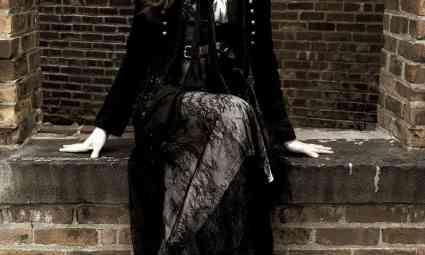 Heather Stevenson - Classy Vampire