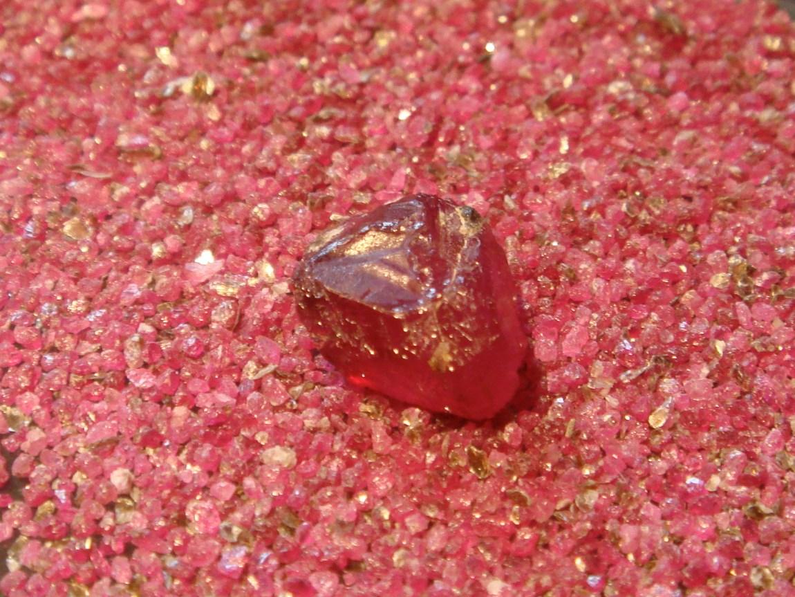 Greenland Ruby