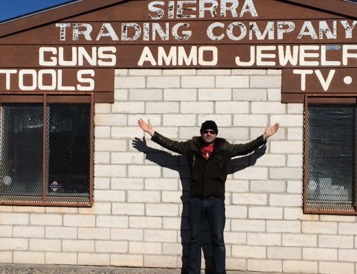 Guns, ammo & jewellery in Truth or Consequences, New Mexico.