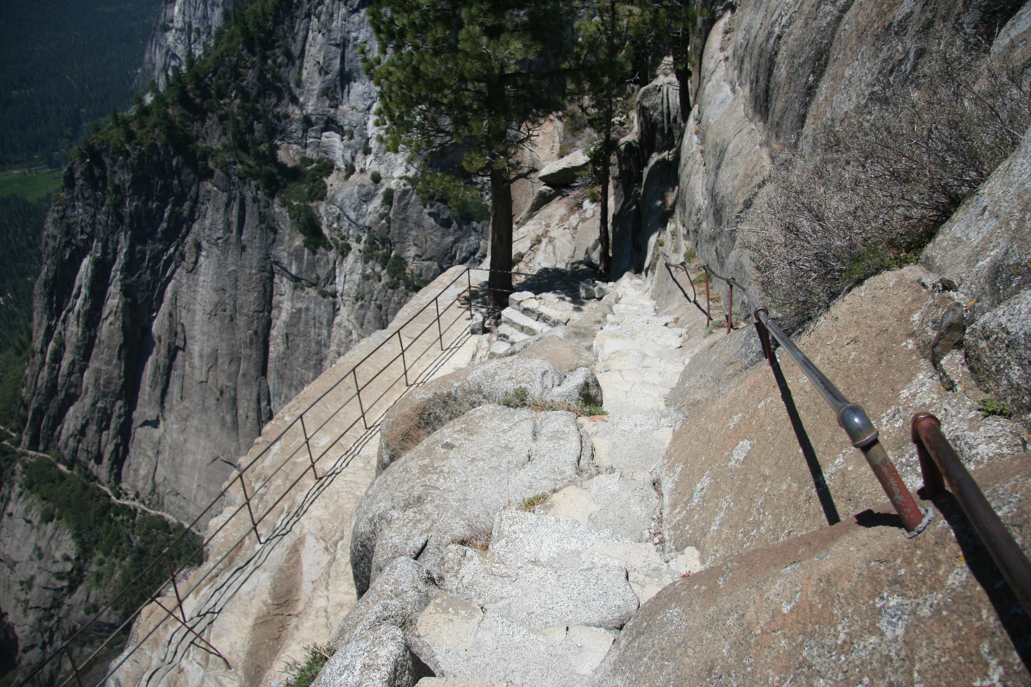 Yosemite Falls Wallpaper North Dome Gracepoint Adventures