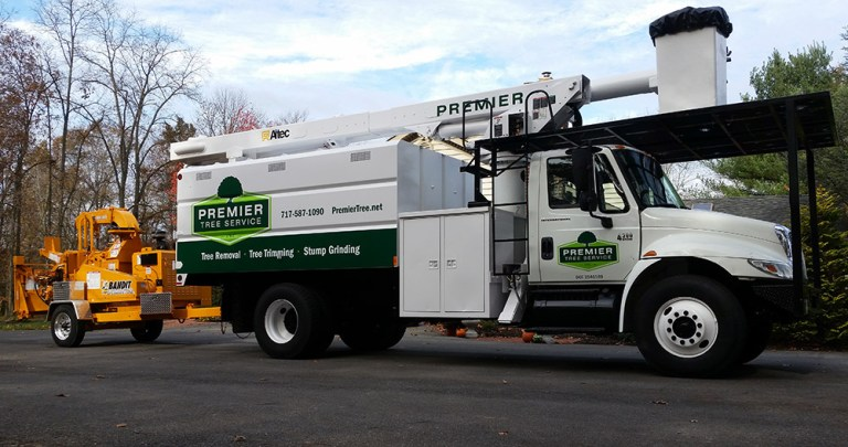 Bucket Truck Graphics