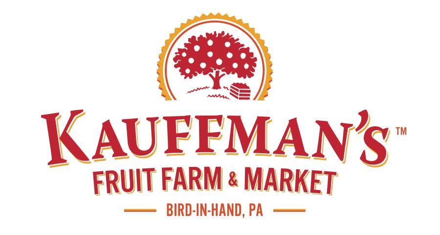 Kauffman's new logo