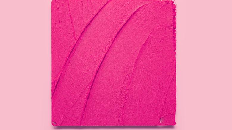 (Pink Make Up Look)